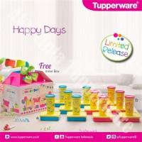 Tempat  Makan Dan Tumbler ( Happy Days Tupperware )