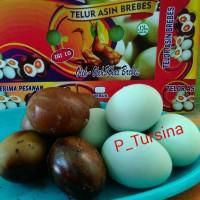 Telur Asin Brebes (Remix varian Original&Bakar)