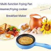 MULTIFUNCTION FRYING PAN AND EGG BOILER / ALAT REBUS TELUR