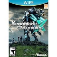 Kaset Game Wii U Xenoblade Chronicles X