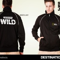 jaket tracktop - national geographic