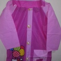 JAS HUJAN ANAK/JAS HUJAN ANAK KARAKTER HELLO KITTY/CHILDREN RAIN COAT