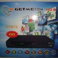 Set Top Box TV Digital Getmecom HD-9 DVB-T2 Support EWS