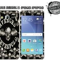 Garskin Samsung J5 - Avenged Sevenvold - All Type