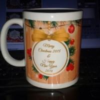 mug natal / hadiah natal