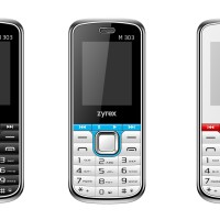 Zyrex Future Phone M303X