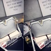 tas bahu shoulder bag mini sedang medium zara lv alma city bag silver