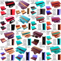 dompet selempang wanita clutch zaera combi all colour