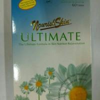 nourish skin ultimate isi 60 tablet solusi cantik