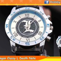 harga [ANIME] Jam Tangan Classy L Death Note Tokopedia.com