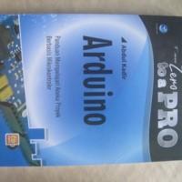 harga From Zero To A Pro Arduino Tokopedia.com