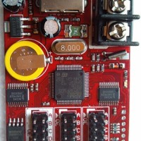 LED Display Graphic Controller LED Module Board ZH-Um Control Card