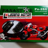 Motor Alarm Panastar Remote Stater Jarak Jauh