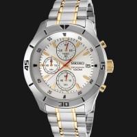jam tangan pria Seiko Chronograph SKS403p1 ( alba seiko 5 bonia ac )