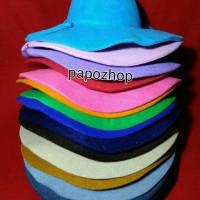 Jual topi floppy hat pantai polos anak - dewasa wanita cewe vintage import Murah