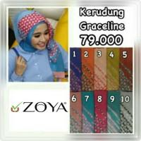 Kerudung Graceline - Zoya Bela Series - Zoya Hijab