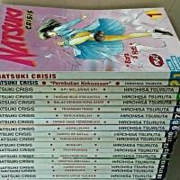 Komik NATSUKI CRISIS Volume 1-18 Tamat
