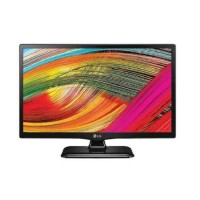 "LG 24"" MTV Usb Movie 24mt47 - Hitam - LED TV"