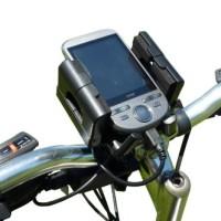 Holder handphone ponsel Ipad Iphone samsung Sepeda Motor Gowes Gojek