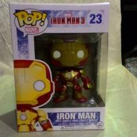 Funko Pop Ironman (Ironman 3)