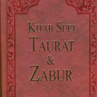 KITAB SUCI TAURAT & ZABUR - Terjemahan Bahasa Indonesia