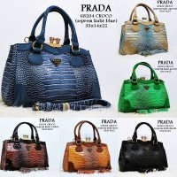 Tas Wanita Impotrt Prada 68204 Semi Premium