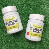 harga Organic Spirulina Powder (60gr) Tokopedia.com