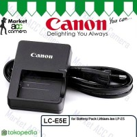 Charger Canon LC-E5E for LP-E5 (EOS 450D, 500D, 1000D)