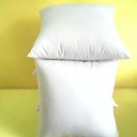 Bantal sofa isi 40x40cm ( kulit kain cotton)