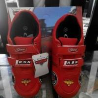 harga Sepatu Cars/sepatu Mcqueen/sepatu Cars Merah Tokopedia.com