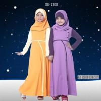 Pakaian Anak Perempuan, Baju Muslim Anak Perempuan, Gamis Anak
