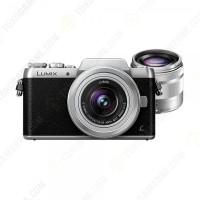 Harga Panasonic Lumix DMC-GF7 Kit 12-32mm + 35-100mm Murah Kamera