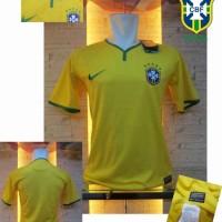 JERSEY BRAZIL HOME 2014
