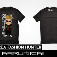 T-SHIRT HARUMICHI CROWS ZERO SERIES