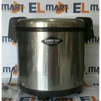 Yongma Magic Jar MJ20000 / Magic Jar Jumbo 20lt / Magic Jar Besar