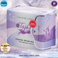 Tajha Panty Liner IFA / Pembalut Wanita / Anion / Herbal