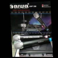 harga Mic Aiwa Uhf 358 Tokopedia.com