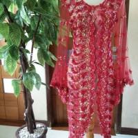 kebaya modern payet/pengantin/baju pesta wanita