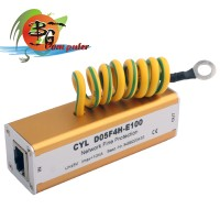 Network Lightning Arrester Surge Protection Device CYL D05F4H-E100