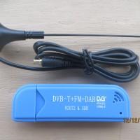 NEW USB RTL-SDR Dongle RTL2832U & R820T2 (Software Defined Radio)