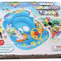 Pelampung Mickey Inflatable Boat