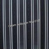 Wallpaper Dinding Kamar Tidur Motif Line Minimalis MODERN TIMES MS1017