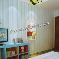 Wallpaper Dinding Kamar Tidur Motif Line Minimalis MODERN TIMES MS1030