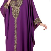 Baju Busana Gamis Muslim Wanita Model Terbaru Murah Branded AZ 505-25