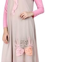 Baju Busana Gamis Muslim Wanita Model Terbaru Murah Branded AZ 342-31