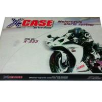 Kunci Gembok Pengaman Alarm Motor x Case