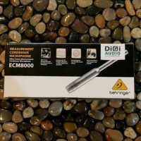 Condenser Microphone Behringer ECM8000 ( ECM 8000 )