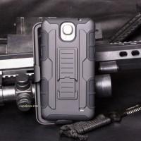 Samsung Galaxy Mega 2 G750a - Future Armor Hardcase Belt Holster
