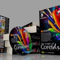Buku Coreldraw X3 X4 X5 X6 bahasa indonesia Bonus CD Video Tutorial