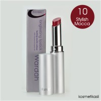 Wardah Long Lasting Lipstik No 10